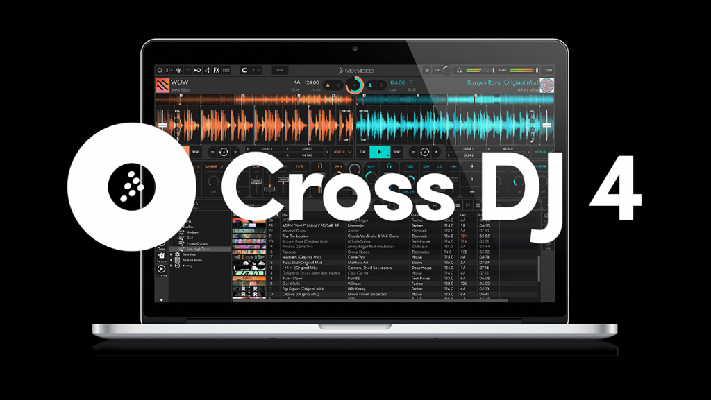 Mixvibes Cross DJ