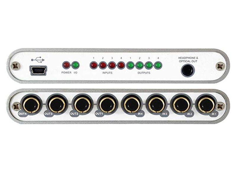 ESI Maya44 USB PLUS 4in 4out USB Audio Interface